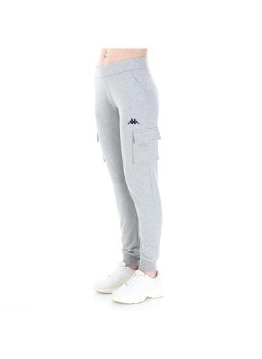 Kappa Kadın Cargo Sw-Pantolon Zabu   Gri